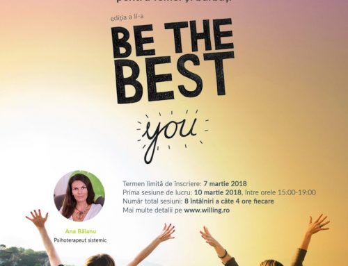 Be the Best YOU, editia a II-a
