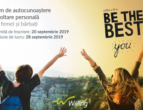 Be the Best You – ediția a III-a