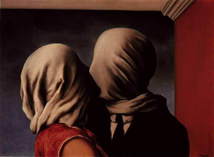 Magritte.lovers