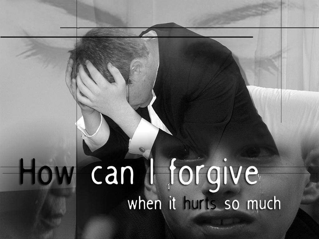 cant forgive