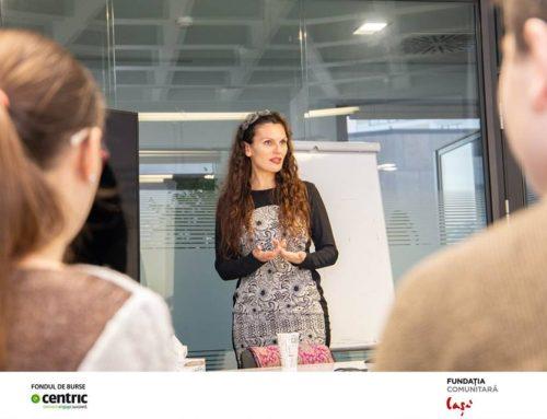 Ateliere de mentorat – Fondul de Burse Centric